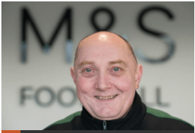 Stuart gets a new start with M&S